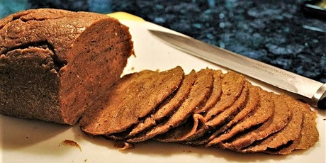 Seitan (Plant Based  meat) Cooking Class tickets