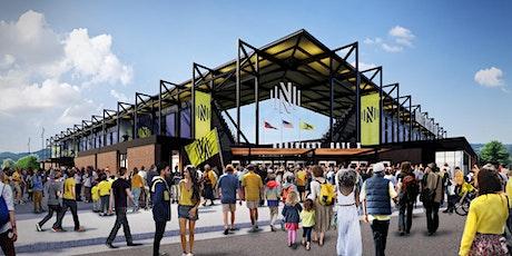 Nashville MLS Stadium - Construction Update & Neighborhood Meeting tickets