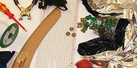 Fashion- und Streetwear-Lab: Nähen, kleben, upcyclen - Ferienwoche Tickets