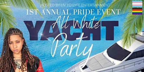 1st Annual Pride Yacht Party tickets