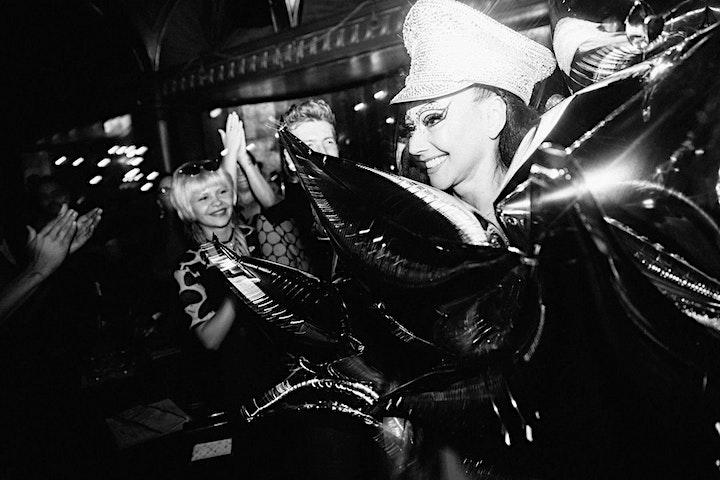 NEW YORK, NEW YORK DANCE PARTY! image