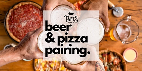 Beer and Pizza Pairing tickets