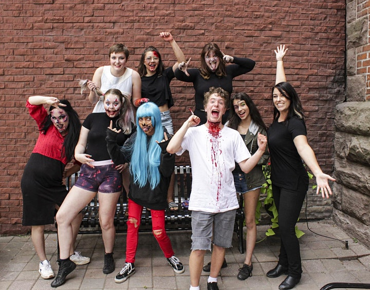 CMU  Film & TV Special Effects Summer Camp image