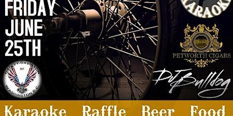 June  Bike Night tickets