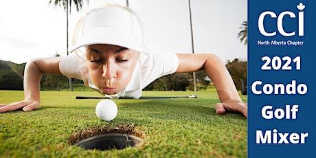 2021 CCI Condo Golf Mixer tickets