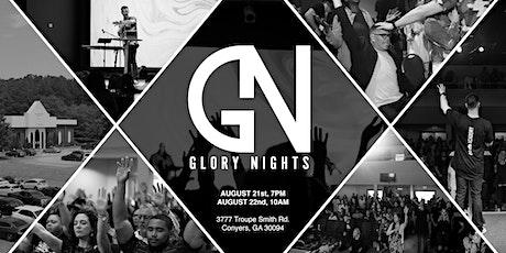 Glory Nights tickets