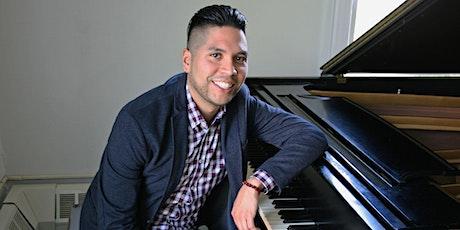 Shenson Faculty Concert Series: Erick Peralta, piano tickets