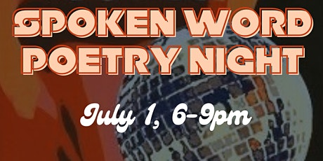 Spoken Word Poetry (open mic) tickets