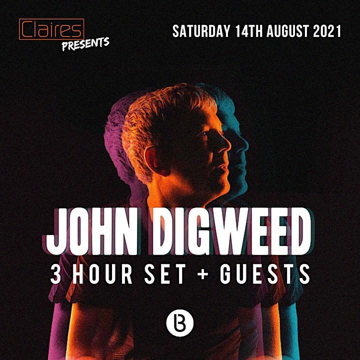 JOHN DIGWEED (Bedrock) -  Torquay image