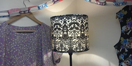 Make Your Own Fabric Lampshade tickets