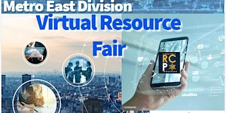 Riverside County Probation Virtual Resource Fair tickets