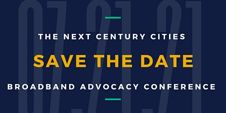 Next Century Cities' 2021 Virtual Conference tickets