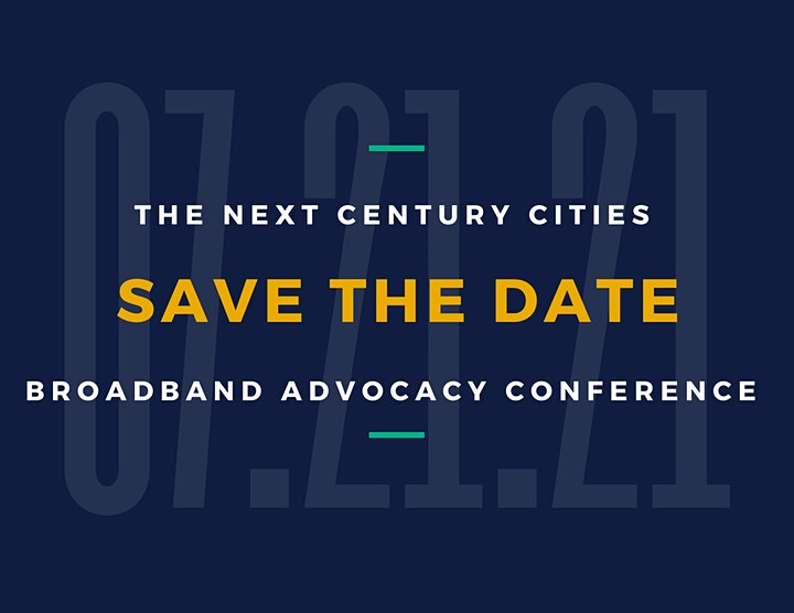 Next Century Cities' 2021 Virtual Conference image