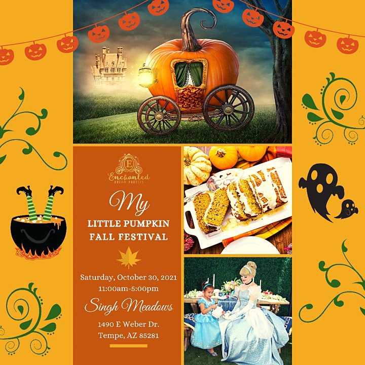 My Little Pumpkin Fall Festival and Halloween Party image