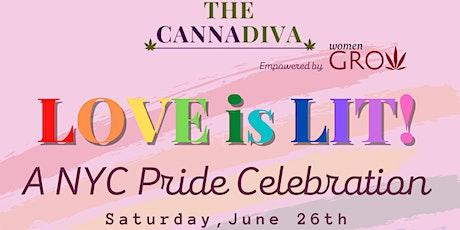 LOVE is LIT - A Pride Celebration tickets
