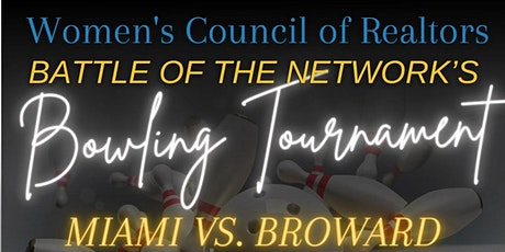 The Battle of the Networks Bowling Event Broward vs. Miami tickets
