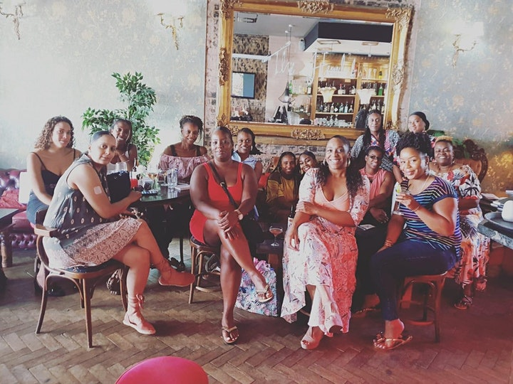Ladies Late Lunch: An Afternoon Tea image