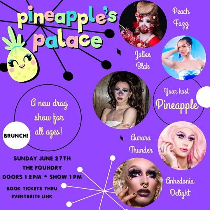 Pineapples Palace - Family Friendly Drag Show image