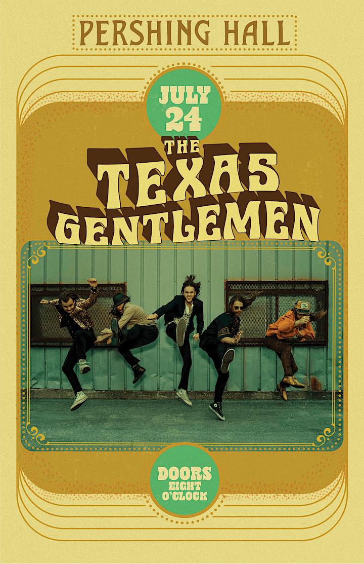 Pershing Presents | the Texas Gentlemen image