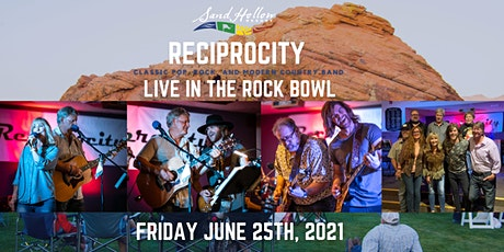 Reciprocity - 2021 Sunset Concert Series tickets