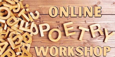 Online Poetry Workshop tickets