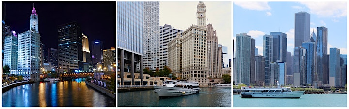 Booze Cruises on the Chicago River and Lake Michigan image