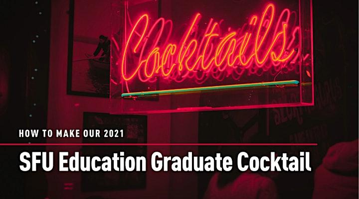 June 2021 Faculty of Education Celebration image