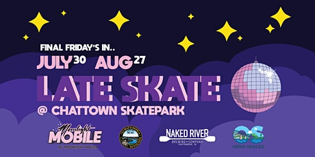 Late Skate tickets