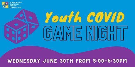 Youth COVID Game Night tickets