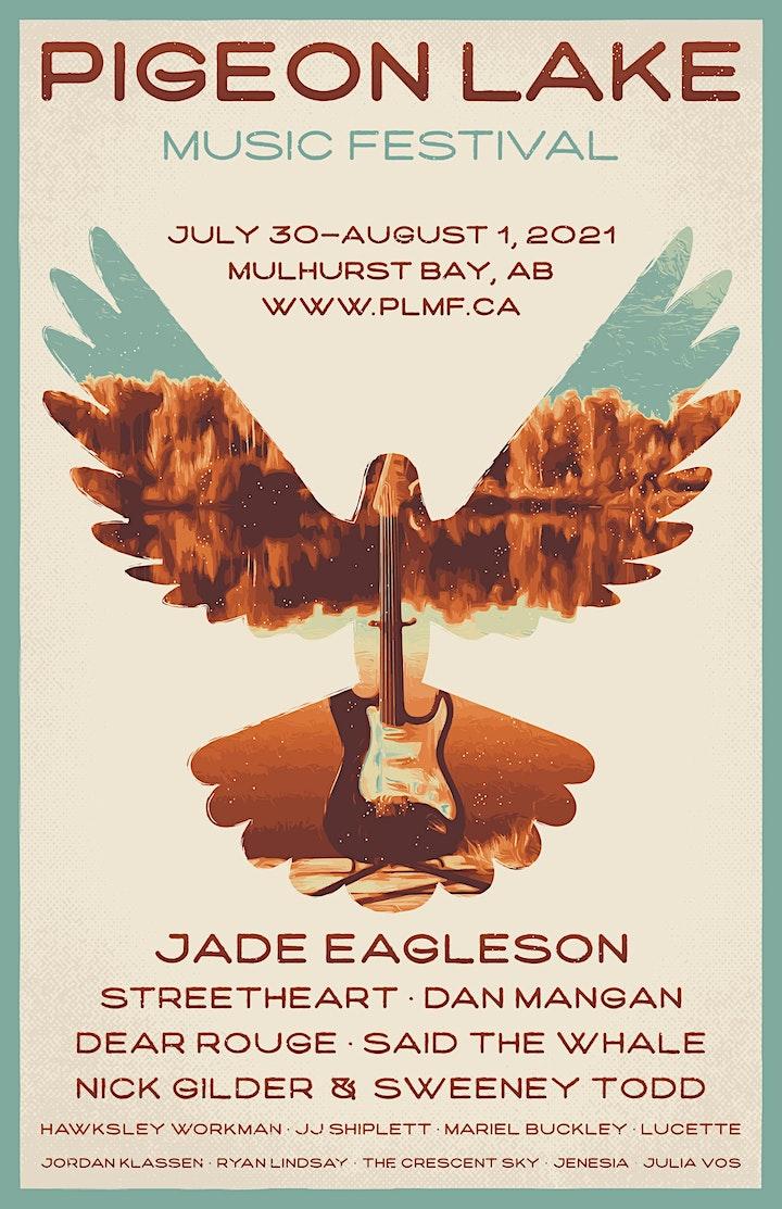 2021 Pigeon Lake Music Festival image