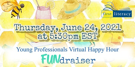 Young Professionals Virtual Happy Hour tickets