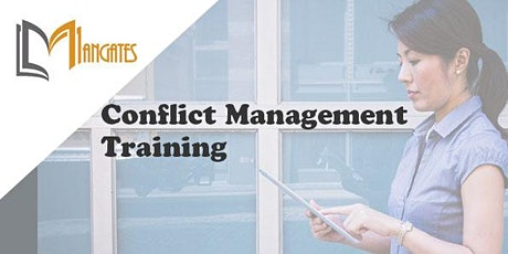 Conflict Management 1 Day Virtual Live Training in Swindon tickets