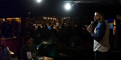 Underground Comedy at Reliable Tavern tickets