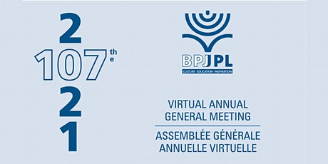 JPL Annual General Meeting tickets