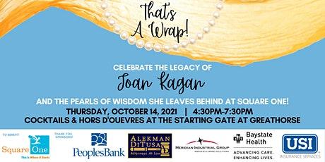 That's a Wrap! Retirement Event in Honor of Joan Kagan tickets