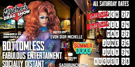 Mother' Drag Show tickets