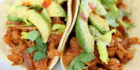 "Easy Weeknight Meals: Vegan BBQ Pulled ""Pork"" (Jackfruit) Burritos tickets"
