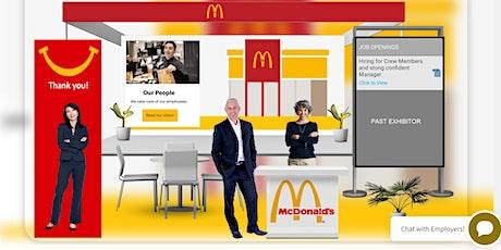 Concierge & Front Desk Virtual Job Fair - September 1st, 2021 tickets