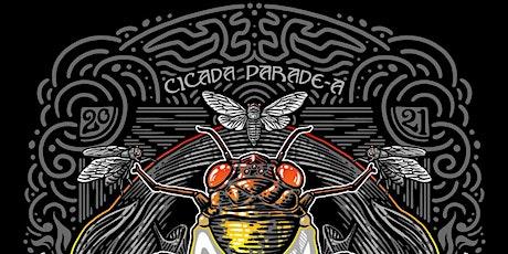 Cicada Parade-a Sculpture Sale (1 of 3) tickets