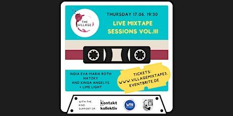 Live Mixtape Sessions Vol.3 Tickets