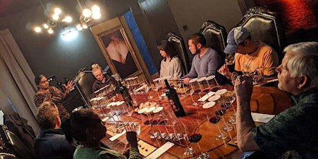 Wine Education, Spice Pairing, and a meal (Limited to 8 ppl) tickets
