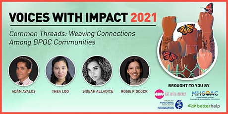 Common Threads: Weaving Connections Among BPOC Communities tickets