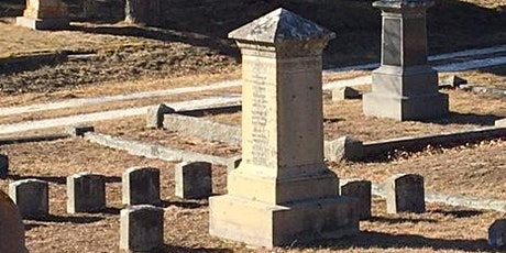 """Still Here"" Cemetery Walking Tours tickets"