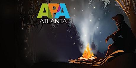APA Atlanta June Fireside Chat at Treehouse Studios tickets