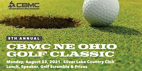 5th Annual CBMC NE Ohio Golf Classic tickets