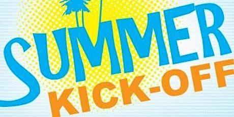 Summer Kick Off POP UP SHOP tickets