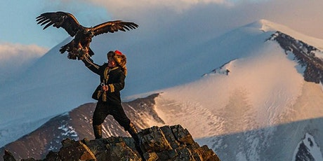 REEL Outdoors The Eagle Huntress with live Squam Lake raptors tickets