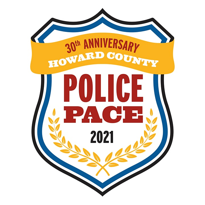 Howard County Police Pace 2021 image