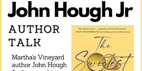John Hough Jr. Author Talk tickets