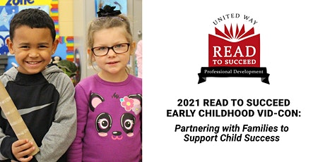 2021 RTS ECE VidCon - Using Parent Assets to Support Children's Literacy tickets